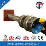 Pompe centrifuge de long arbre de Vlc
