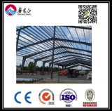 Structure en acier personnalisé de haute qualité entrepôt (BYSS032)