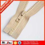 Plástico do Zipper da alta qualidade de Certufucation do 9001:2000 do ISO