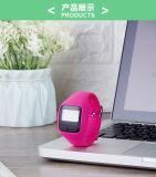 Pedometer de bracelet avec l'accéléromètre, smartphone de bracelet de Cicret