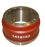 Tambour 1414153 de frein de véhicules utilitaires pour Scania