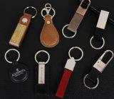 열쇠 고리를 광고하는 창조적인 열쇠 고리 Leather&Metal 열쇠 고리 승진 Keychain