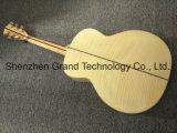 Sj200 Lado Tiger Guitarra acústica con Fishman 301 camionetas (SJ200)