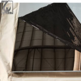 Kaltgewalztes silbernes Edelstahl-Blatt der Spiegel-Behandlung-201
