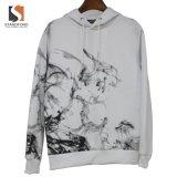 Baumwoll-Polyester-Vlies-beiläufiges im Freien kundenspezifisches PulloverMens Hoodies Form-Sweatshirt