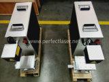 مكتب الفولاذ المقاوم للصدأ الألومنيوم 10W 20W 30W نموذج الألياف علامات الليزر