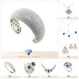 Anillo de joyería de plata esterlina de la moda de Nueva 925 (A2R001)