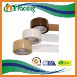 Cadre de carton de sites Web d'achats empaquetant le ruban adhésif clair de BOPP