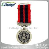 Médaille de souvenir avec le logo de propriétaire