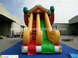 Corrediça inflável de venda quente da árvore para miúdos e adulto