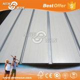Ranura y Panel ranurado del listón pared MDF con la aleación de aluminio de perfil