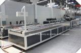Fenster-Profil-Extruder-Maschinerie Plastik-Belüftung-UPVC