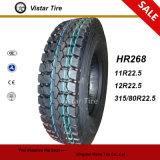 315/80R22.5 Doublestar radial pneus da marca (13R22.5, 385/65R22.5)