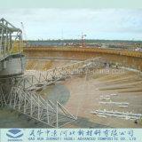 Serbatoio del coagulante di FRP GRP per il trattamento delle acque/l'estrazione mineraria/l'industria