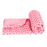 De zachte Handdoek van de Dekking van de Mat van Pilates van de Yoga van de Oefening van de Fitness van de Sport van de Reis