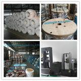 Высокое качество проволочного каната (ASTM, ГБ, DIN, EN)