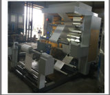 impresora de Flexo del rodillo del papel de 30-350gram Kraft para las bolsas de papel (NX21000)