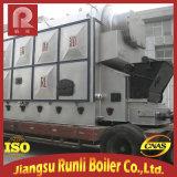 Chaudière à vapeur horizontale de combustion de chambre de basse pression
