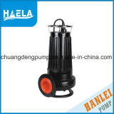 Wqas Series Submersible Water pump with Cutting DEVICE