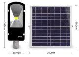A caixa em alumínio 20 W integrados em um único LED Solar Luz de Rua