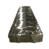 Colore preverniciato del piatto di tetto del ferro ondulato ricoperto galvanizzato coprendo la lamiera di acciaio