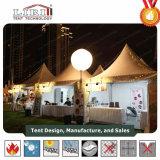 Partie Utilisée 50 places tente pagode élégant Gazebo tente pour la vente Philippines