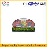 Kundenspezifisches Qualitäts-Karikatur-Muster-Metallabzeichen