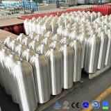 De Gasfles van Co2 van de Drank van het Aluminium van de PUNT 5lb 10lb 15lb 20lb