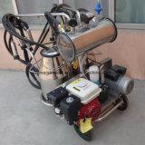 bomba de vácuo eléctrica e gasolina bolsa com móveis da máquina de ordenha vaca