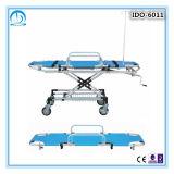Ido-6005ステンレス鋼の忍耐強い伸張器のトロリー
