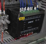 Venta caliente Poly Yupack automático/caja de cartón máquina flejadora con sistema de control PLC