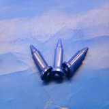 Broche de soudure à haute température Blue ZRO2 broches en céramique