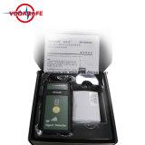 Detector inalámbrico de cámara del dispositivo Full-Range Anti espionaje Anti-Wiretapped Alta sensibilidad del detector de señal RF