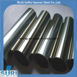 ASTM (201/304/304L/316L/310S/321) Complemento de Aço Inoxidável Tubo soldado/Tubo com espelho brilhante acabamento polido