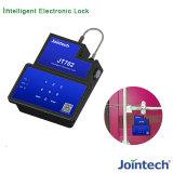 追跡し、ドアロック容器の貨物のために追跡するGPSの電子パッドロック
