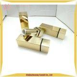 정연한 립스틱 관 콘테이너 빛나는 금 립스틱 상자