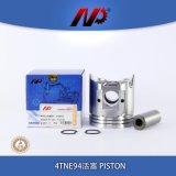 A YANMAR 4TNE94 Equipamentos de Construção Escavadeira de rodas miniescavadora Pistão de partes separadas de peças do motor