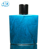 Bouteille de parfum en verre spécial de l'artisanat 100ml