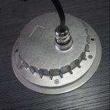 Indicatore luminoso subacqueo della fabbrica LED della lampada del raggruppamento di RGB di bassa tensione