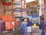 Coting電気泳動のライン、電子ペンキの生産ライン製造者