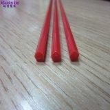 Cor vermelha Tamanho Customizied PA Stick 2.3mm de diâmetro da haste