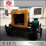 Insieme diesel della pompa ad acqua di irrigazione agricola di 6 pollici