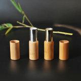 Tubo di bambù vuoto del rossetto, tubi su ordinazione di lucentezza dell'orlo