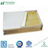 La laine de roche Honeycomb panneau sandwich / panneaux d'Honeycomb ignifugé pour expédier