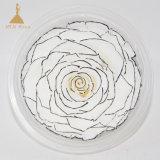 크리스마스 장식적인 Bonsai 디자인은 반짝임 로즈 보존한 꽃을 선택한다