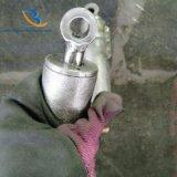 二重代理の水圧シリンダ