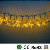 クリスマスおよび結婚式の装飾のためのLEDのカーテンライト