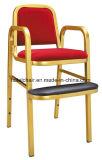 Надежная металлическая малыша детей обеденный стул