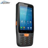 WiFi 4G 3G NFC RFIDの手持ち型の読取装置のBluetoothのバーコードのスキャンナー第2 Pdas