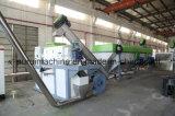 Plastic Wasmachine voor Recycling van de Zakken van het Afval het pp Geweven